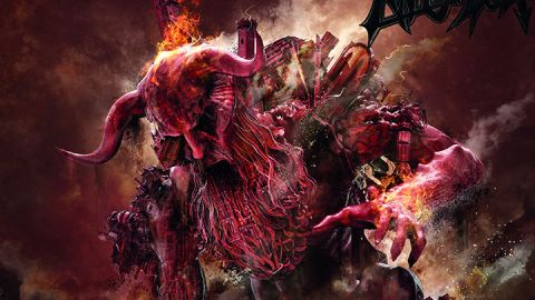 Cover art for Morbid Angel - Kingdoms Disdained album