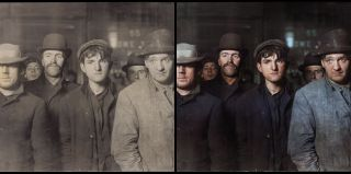 "My Colorful Past: ""Bridging a gap between history and art using photo colorization"""