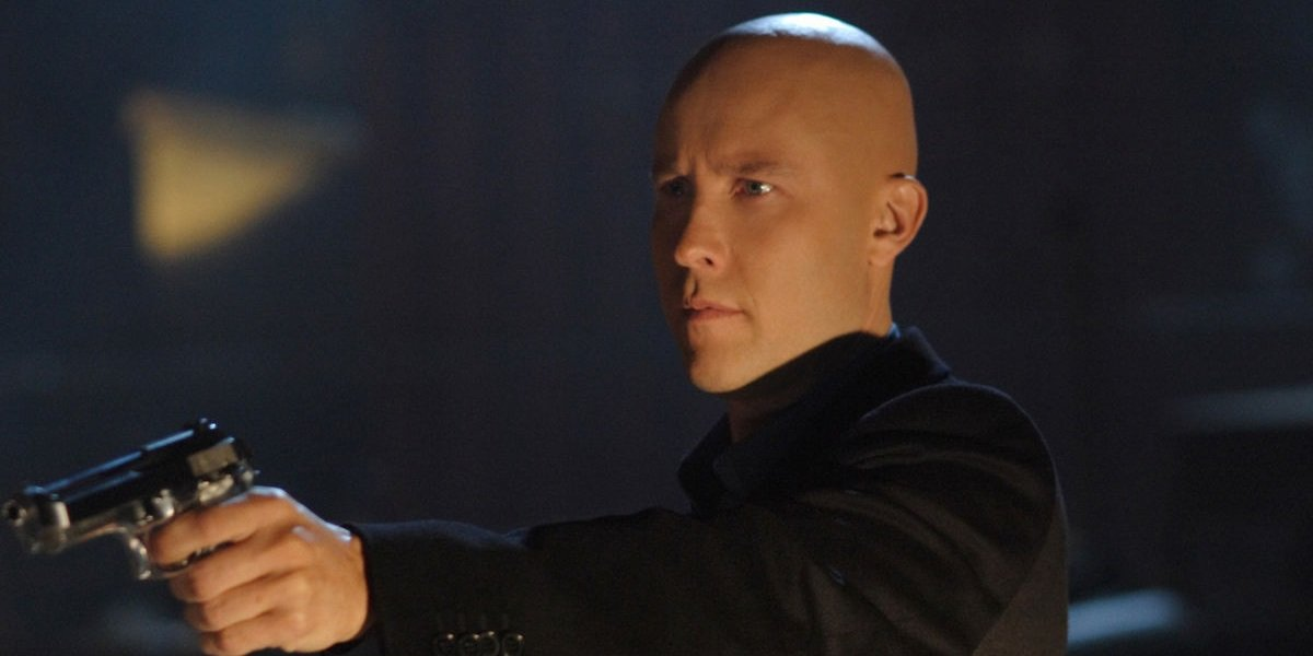Smallville Michael Rosenbaum The CW