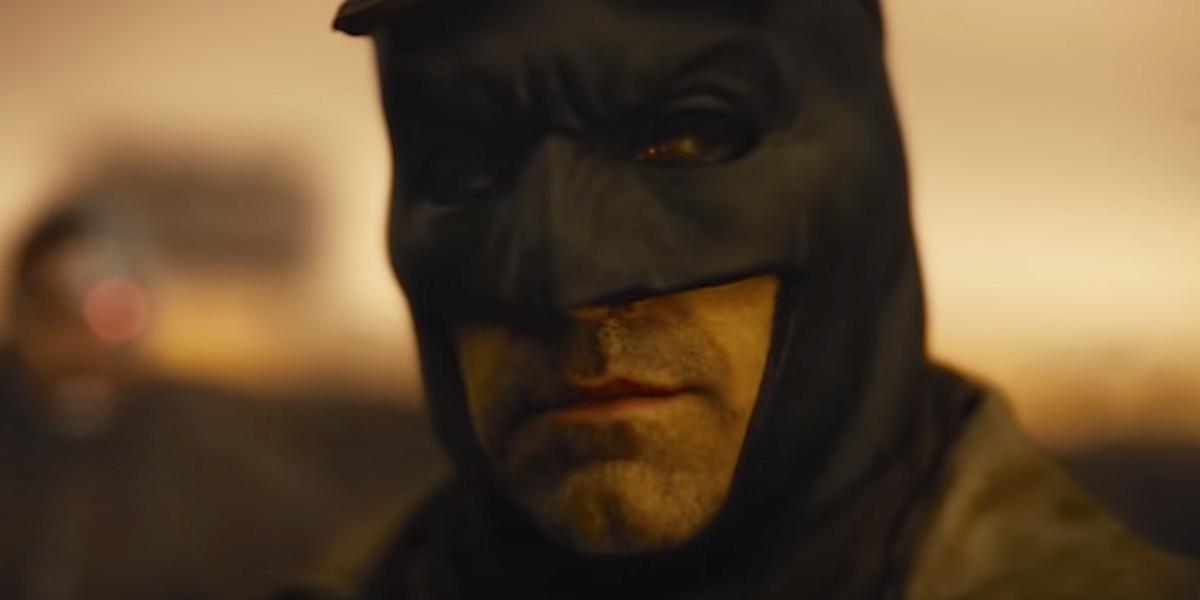 Batman in the Knightmare Future
