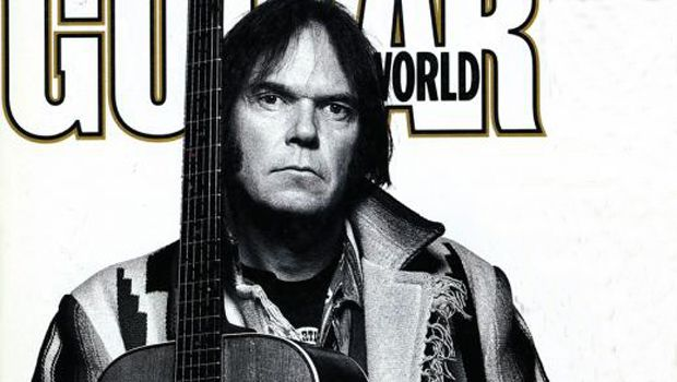1995 Guitar World Interview: Neil Young Discusses 'Mirror