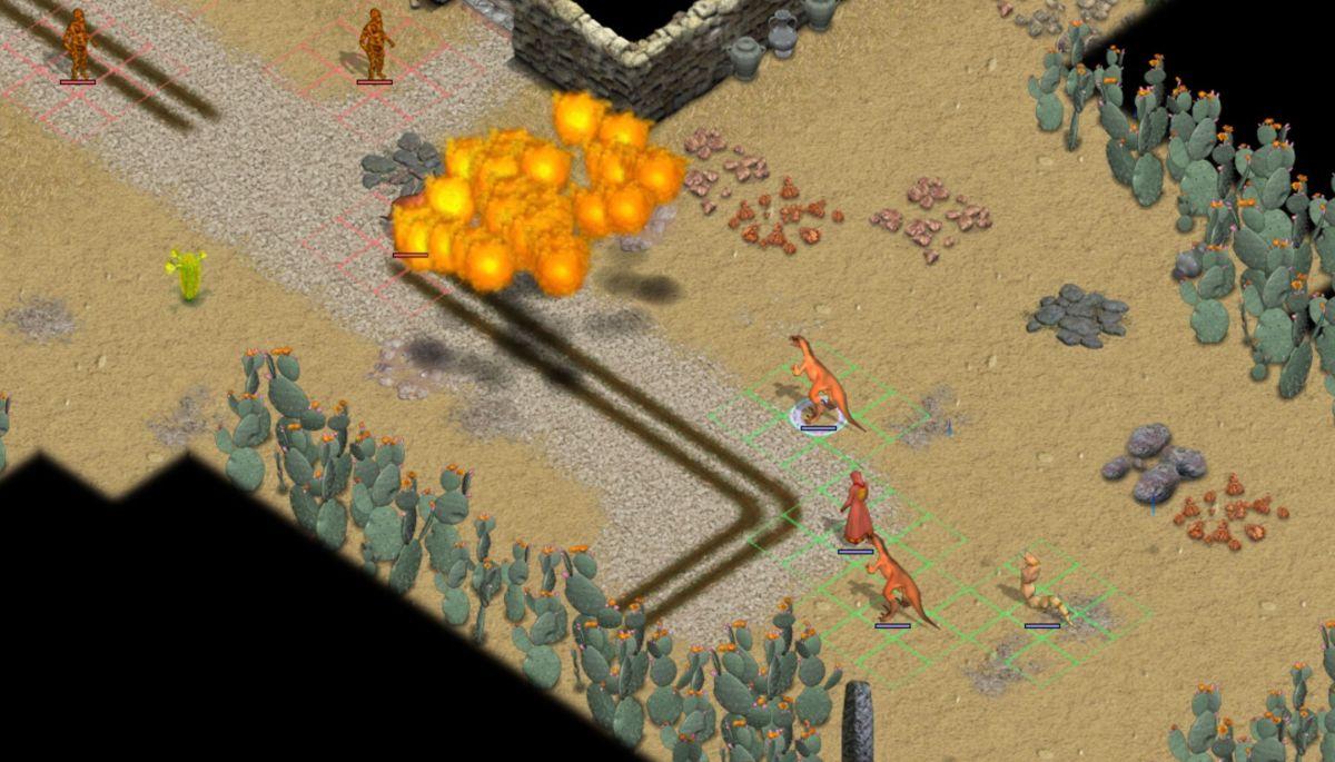 Classic indie RPG Geneforge is being remastered