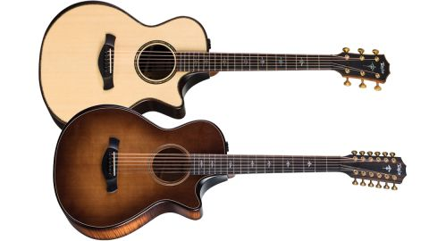 Taylor Builder's Edition 912ce and 652ce