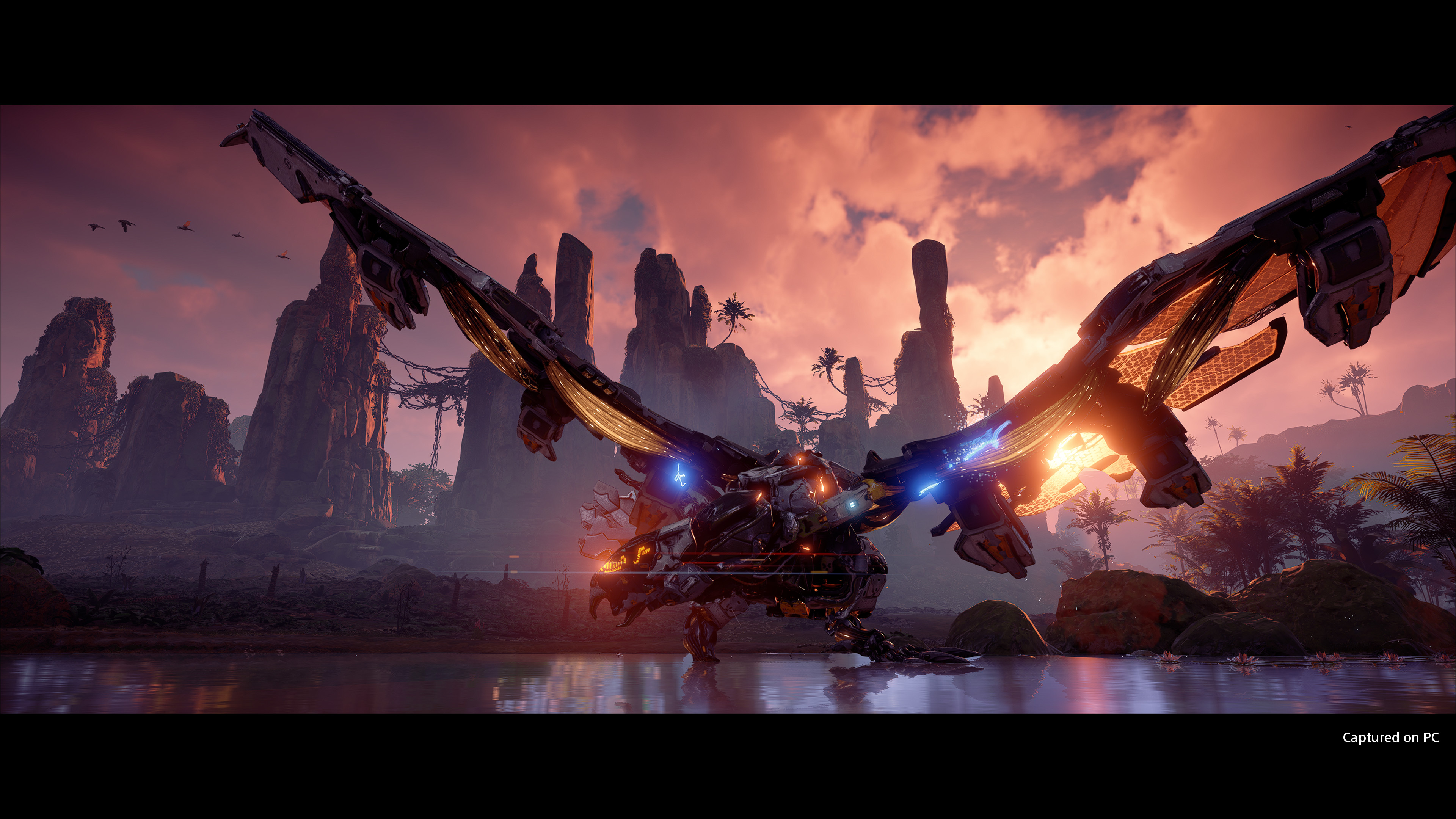 Horizon Zero Dawn Pc Requirements Here S What Aloy Needs From You
