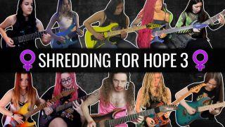 Shredding For Hope 3 poster