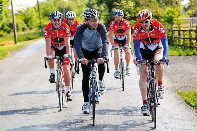 Martin Earley ride Kildare