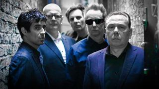 A press shot of the Godfathers
