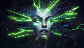Shodan from the System Shock Remake