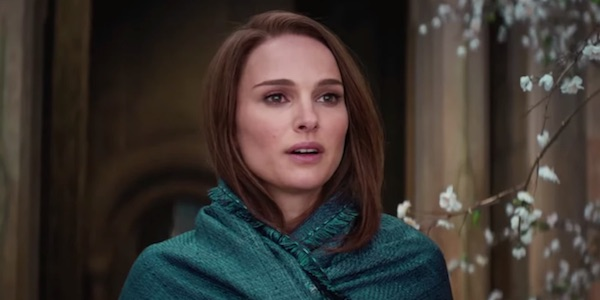Taika Waititi Clarifies Natalie Portman's Female Thor Superhero Name