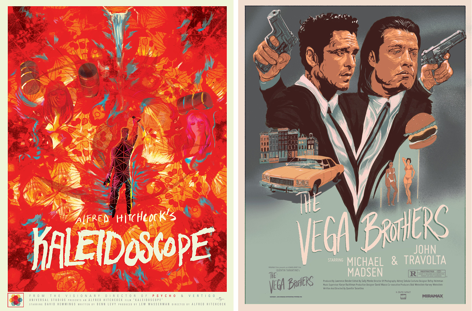 Check out these incredible posters for movies that never happened | Creative Bloq