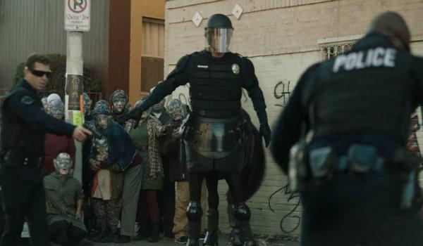 Bright centaur Cop