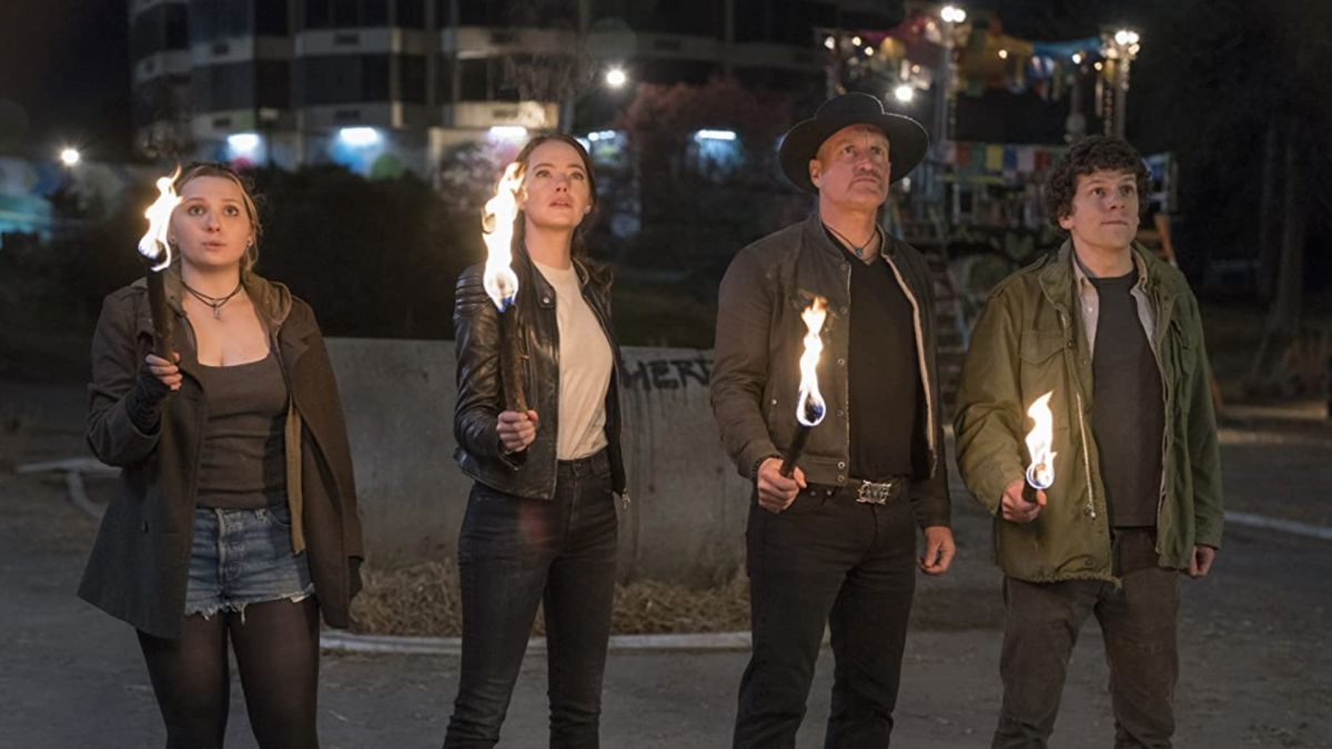 """Woody Harrelson would """"love"""" to do Zombieland 3"""