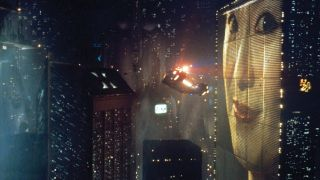 A still from Blade Runner