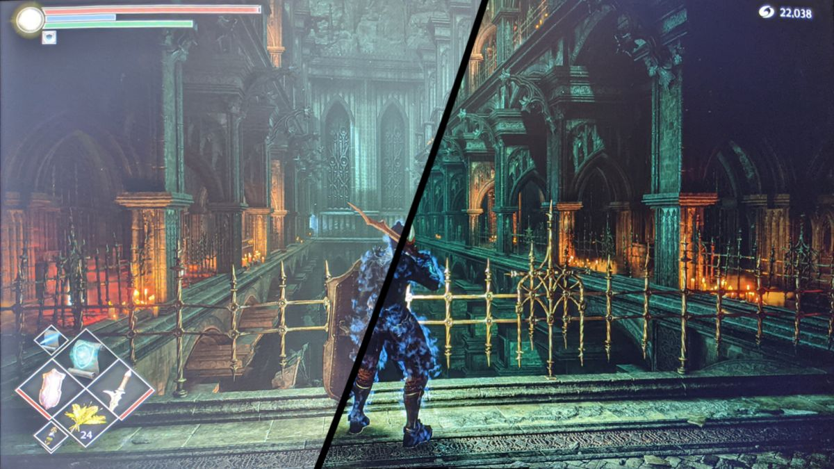 Demon's Souls looked ugly as sh** on my PS5 — I finally figured out why