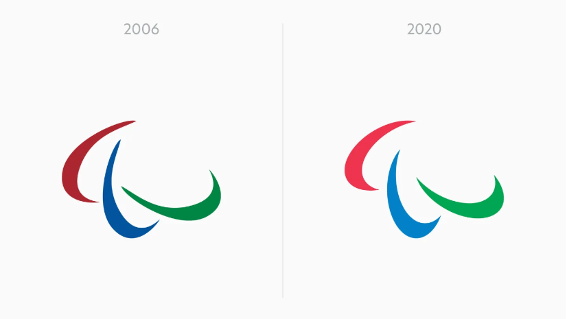 New Paralympics logo proves small change can make a big difference