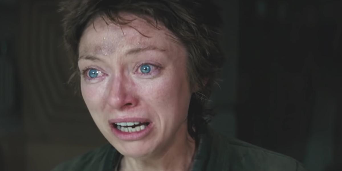Veronica Cartwright in Alien