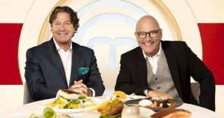 Celebrity MasterChef judges John Torode and Gregg Wallace
