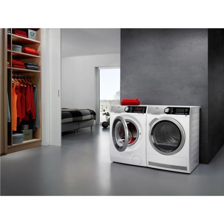 quietest washing machine - AEG L8FEC946R best washing machine
