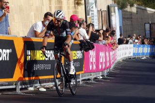 Giro d'Italia 2020 - 103th Edition - 2nd stage Alcamo - Agrigento 149 km - 04/10/2020 - Peter Sagan (SVK - Bora - Hansgrohe) - photo Ilario Biondi/BettiniPhoto©2020