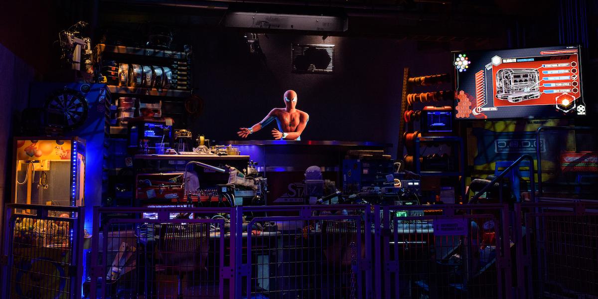 Spider-Man in WEB-SLINGERS: A Spider-Man Adventure