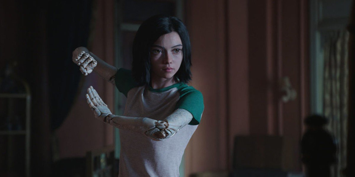Rosa Salazar - Alita: Battle Angel