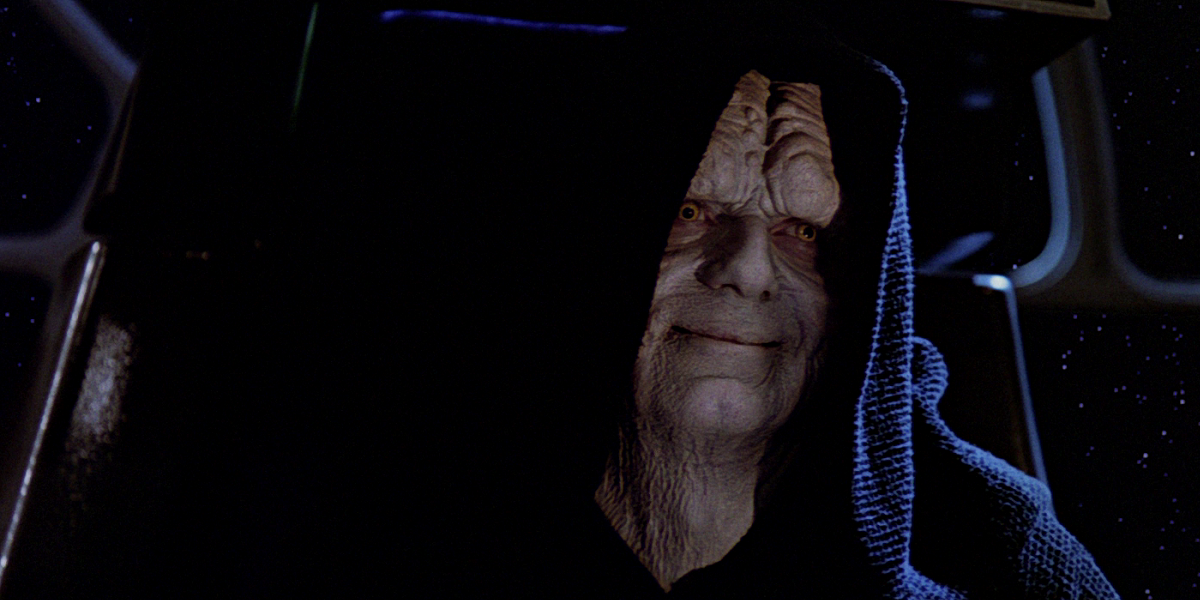 Star Wars: The Rise Of Skywalker's Latest Trailer May Have Confirmed Emperor Palpatine's Fate