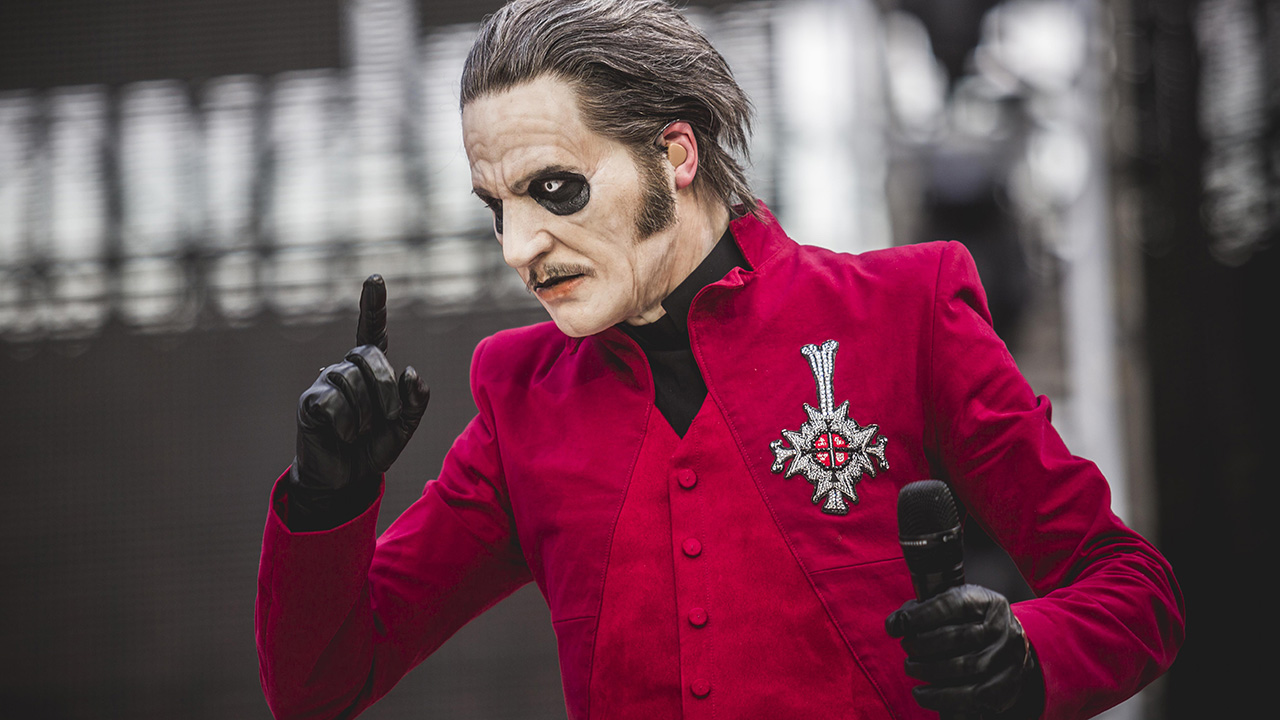 Ghost won't release a new album before 2021 | Louder