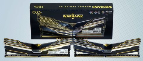 OLOy WarHawk RGB DDR4-3200