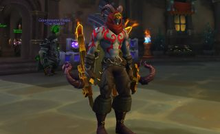 My new Demon Hunter outfit.