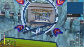 Microsoft Flight Simulator Mario Kart tracks