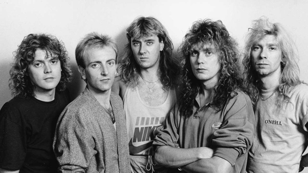 How Hysteria took Def Leppard to hell and back