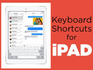 iPad Keyboard Shortcuts - Productivity Tips and Tricks - Tom's Guide