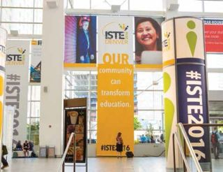 THE ISTE ISSUE
