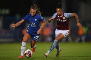 Aston Villa Women's Super League squad