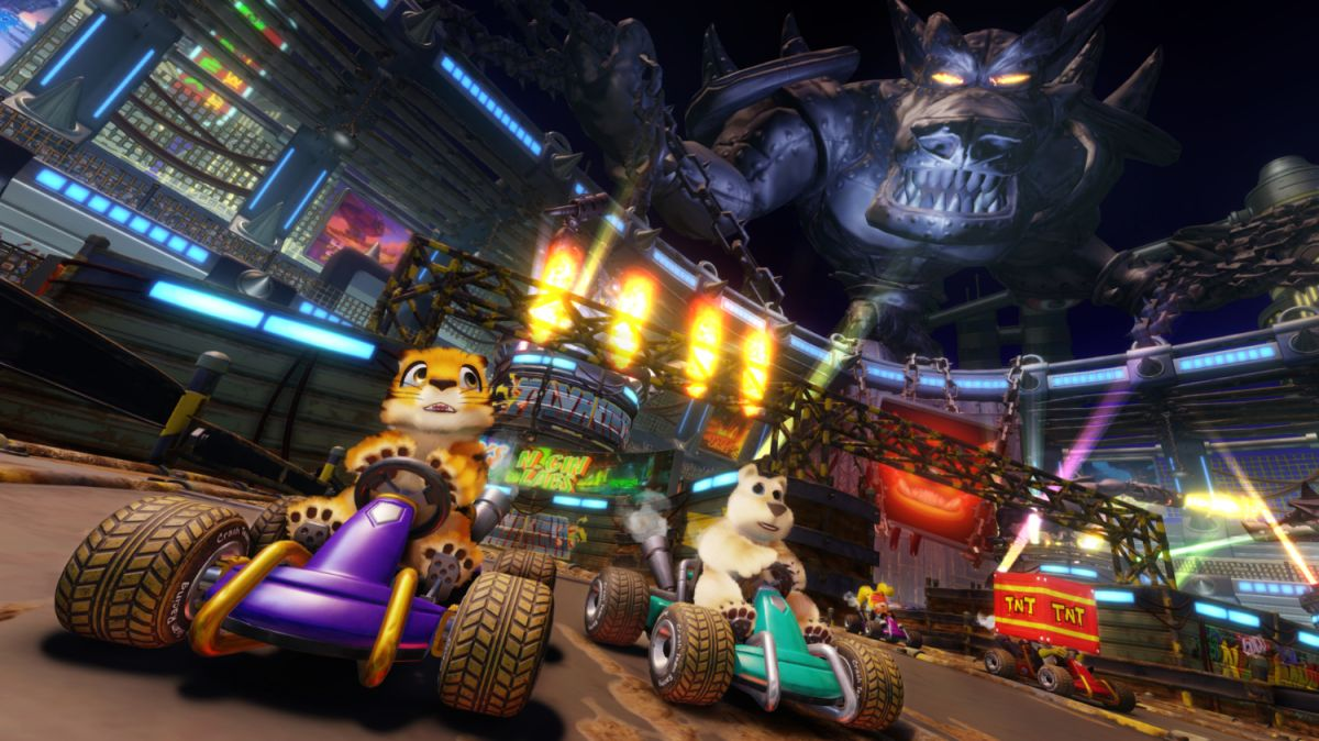Crash Team Racing vs  Team Sonic Racing: Which Kart Racer Is