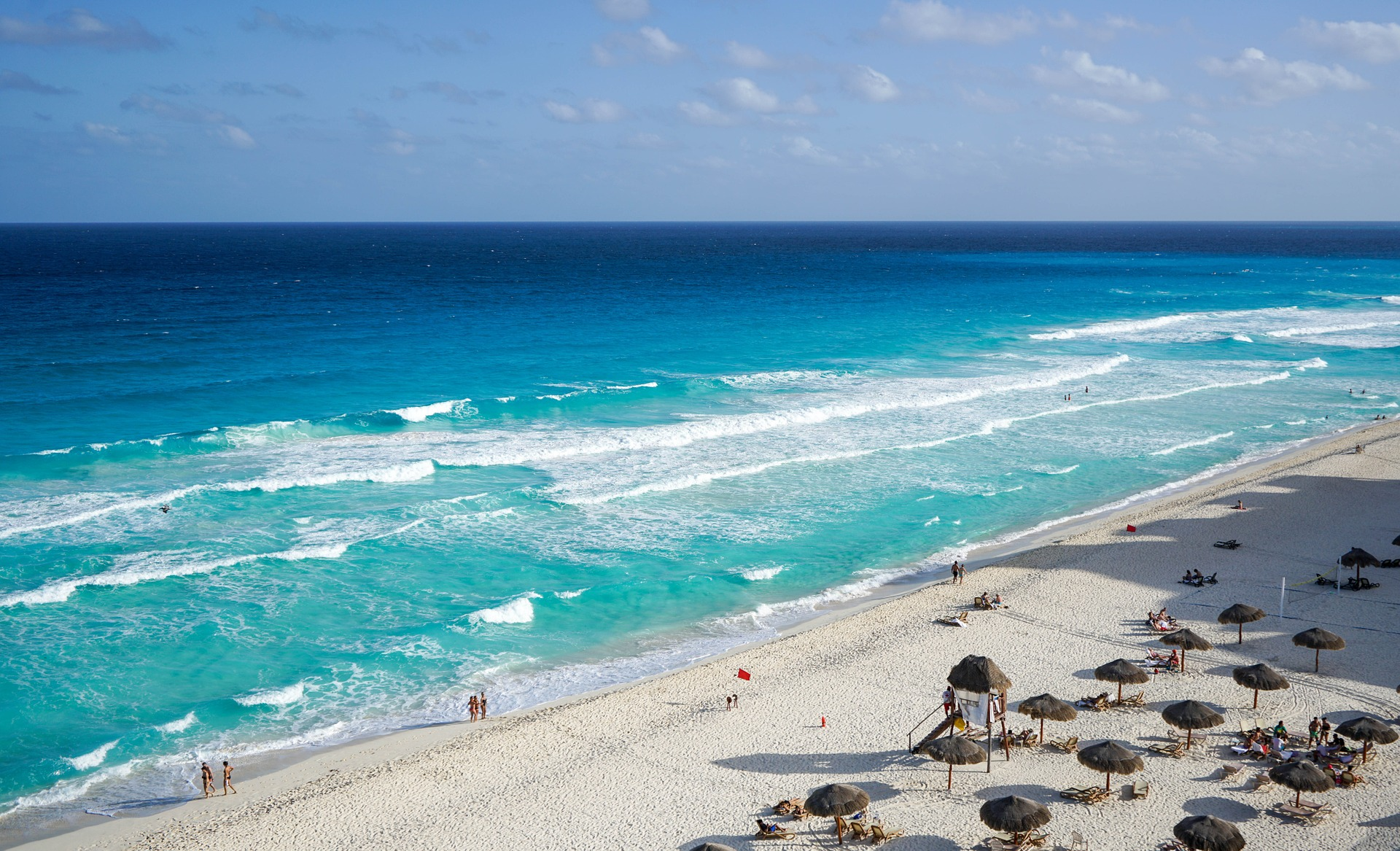 Cancun, Los Cabos - best places November