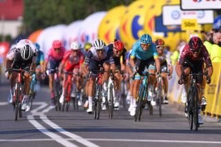 Richard Carapaz (Team Ineos) wins stage 3 of the 2020 Tour de Pologne