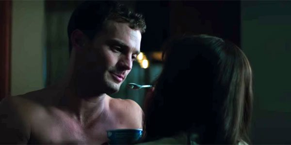 ice cream in fifty shades freed