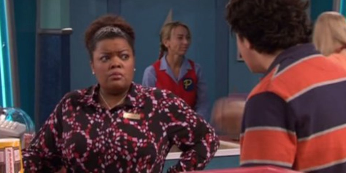 Yvette Nicole Brown on Drake & Josh
