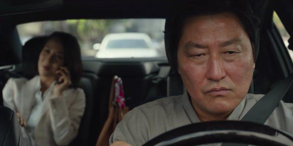 Cho Yeo-Jeong, Song Kang-ho - Parasite
