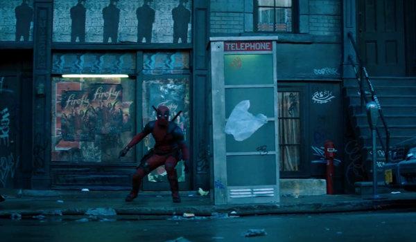 Deadpool 2 Firefly Poster Teaser