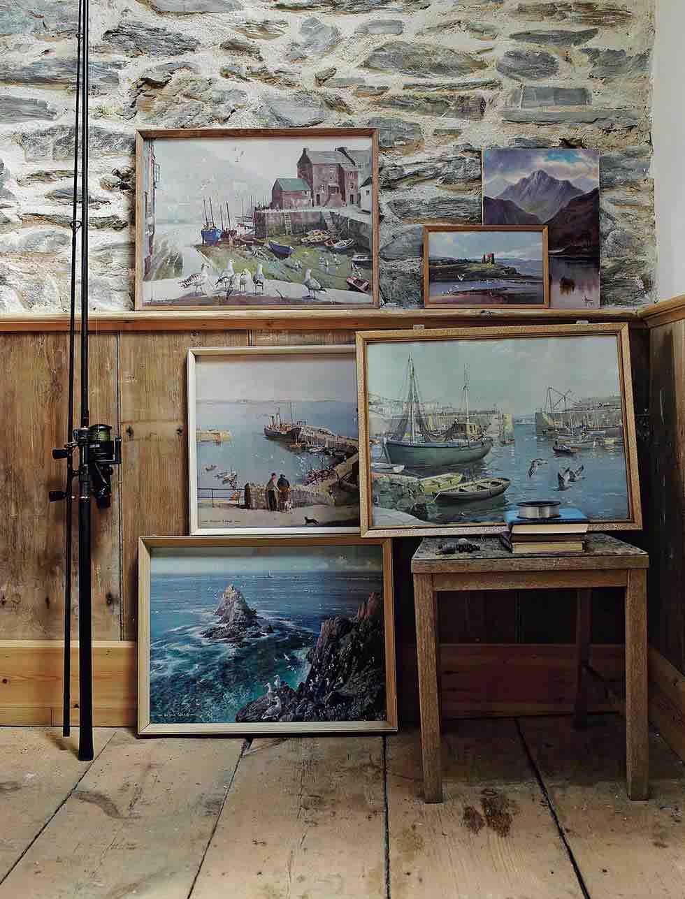 Step inside designer Jan Constantine's coastal cottage in Port Isaac