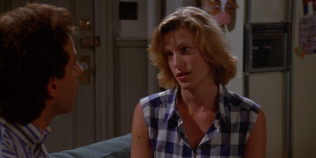 Anna Gunn on Seinfeld