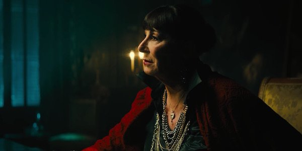 Angelica Huston in John Wick: Chapter 3 - Parabellum