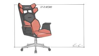 Nissan gaming chair
