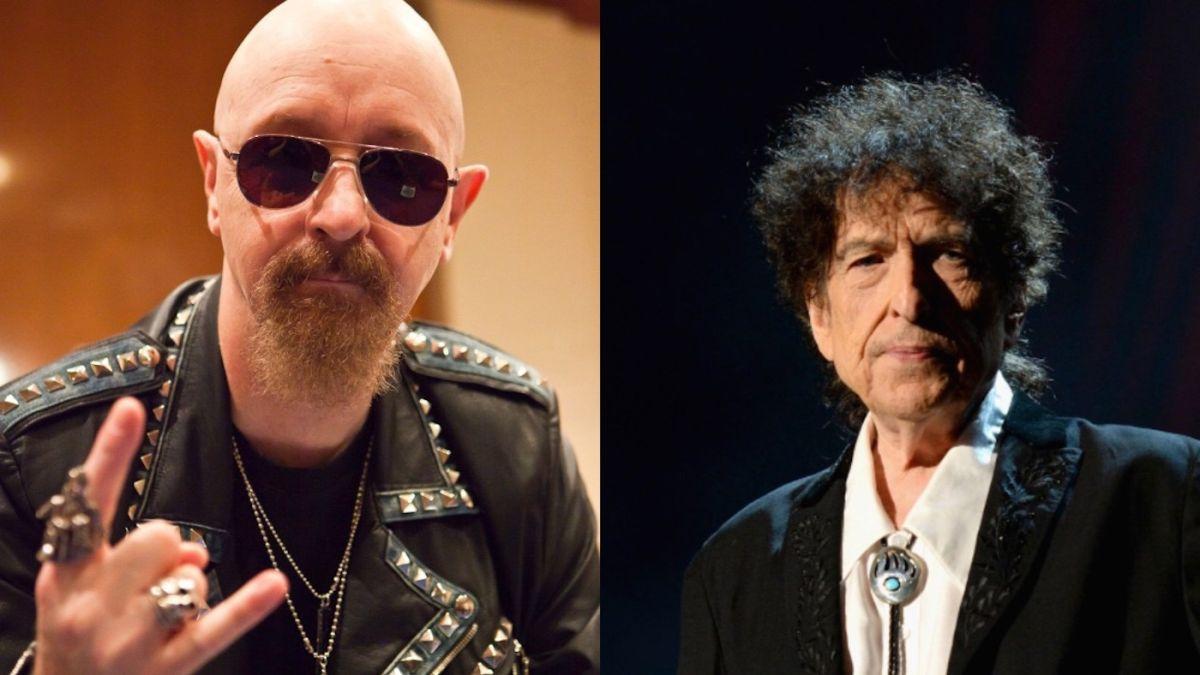 "Rob Halford shares memories of meeting Bob Dylan: ""Bob said 'How's Ozzy doing?'"""