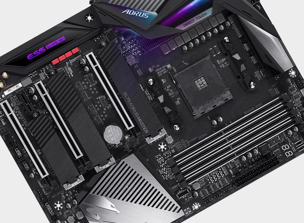 Gigabyte hit a 4.3GHz all-core overclock on AMD's unreleased Ryzen 9 3950X