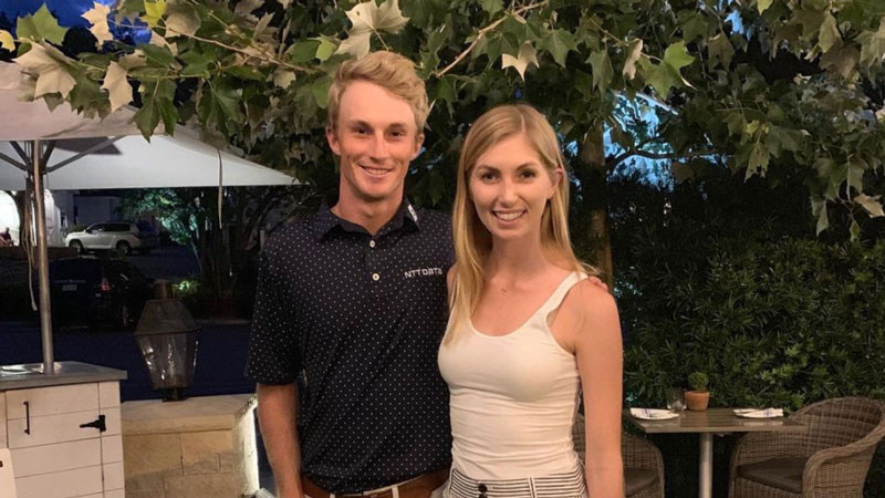 Who Is Will Zalatoris Girlfriend - Golf Monthly