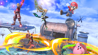 Super Smash Bros. Ultimate Pyra/Mythra