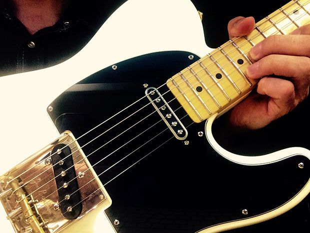 Jamming Arpeggios with the C Major Triad